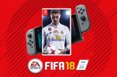 ביקורת - Fifa 18 לנינטנדו סוויץ'