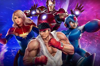 ביקורת - Marvel VS Capcom: Infinite