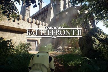 שחקנים מצאו דרך לקבל קוד לבטא הסגורה של Star Wars Battlefront 2