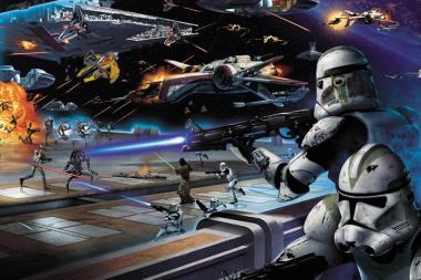 הפתעה: Star Wars Battlefront 2 הישן (2005) מקבל תוכן חדש