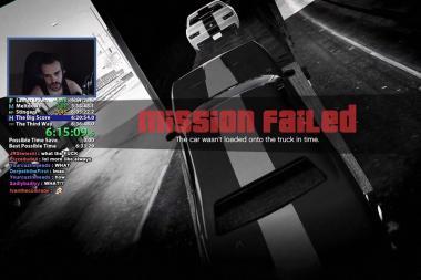 סטרימר נכשל ב-Speed Run של GTA 5 בגלל באג נדיר מאוד בו נתקל בסוף המשחק