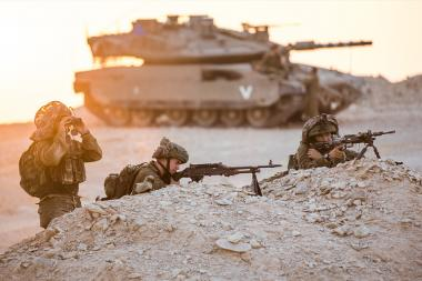 """החזית הוירטואלית - גיימינג כבסיס לסימולטורי ההכשרה החדשים של צה""""ל"""