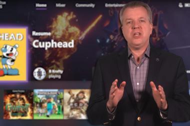 קונסולת ה-Xbox One זוכה לעדכון מערכת חדש