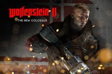המשחק Wolfenstein 2 יכלול קרבות מול ה-KKK, רובוטים נאצים והיטלר