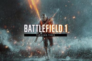 פרטים חדשים על Turning Tides, ההרחבה הבאה של Battlefield 1