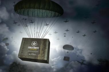 המשחק Call of Duty: WWII ידרוש 80GB מקום פנוי על הדיסק הקשיח ב-PS4