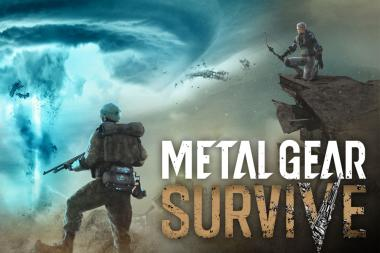 נחשף תאריך ההשקה של Metal Gear Survive