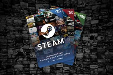 כרטיסי מתנה דיגיטליים הגיעו ל-Steam