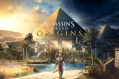 ביקורת - Assassin's Creed: Origins