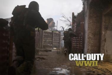נחשפו דרישות המערכת של Call of Duty: World War 2