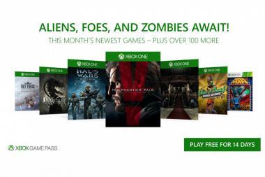 משחקים חדשים בדרך לשירות Xbox Game Pass