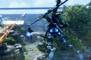 נחשפו ההטבות של ה-Xbox One X עבור המשחק Titanfall 2