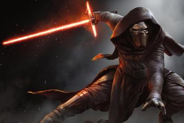 קטע משחקיות קצר של Star Wars Battlefront 2 מציג את כוחו של קיילו רן