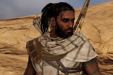 תספורת מישהו: Assassin's Creed: Origins יאפשר לכם להחליף תספורות