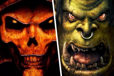 גרסאות ה-Remaster של Diablo 2 ו-Warcraft 3 לא נמצאות בפיתוח