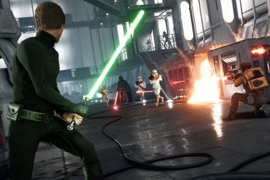 צפו בסרטוני משחקיות מתוך Star Wars Battlefront 2