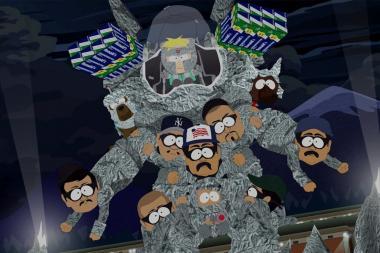 ביקורת - South Park: The Fractured But Whole