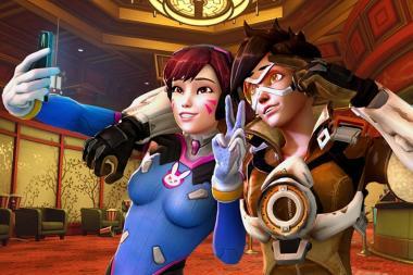 חברת Activision בוחנת את האפשרות להפיק סרט על Overwatch