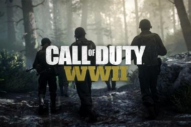 המשחק Call of Duty: WW2 נמצא בראש טבלת המכירות לשבוע השני בבריטניה