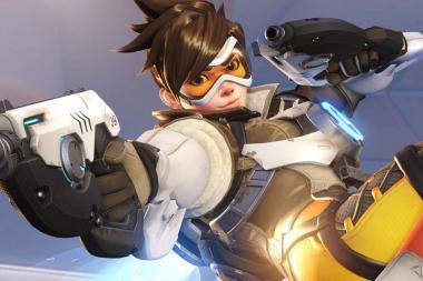 המשחק Overwatch מקבל שדרוג בגרפיקה על ה-Xbox One X
