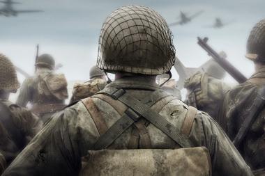 השרתים הייעודיים של Call of Duty: WW2 הופעלו בחזרה