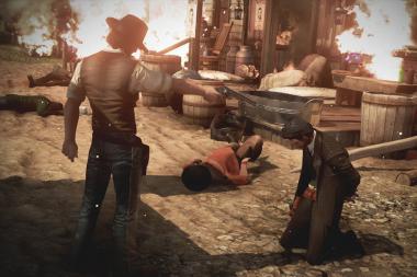 המשחק Wild West Online מגיע לסטים