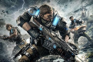 Gears of War 4 מגיע ל-Xbox Game Pass ב-1 לדצמבר