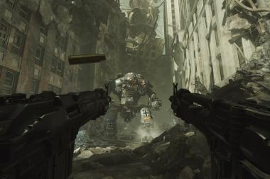 ביקורת - Wolfenstein II: The New Colossus