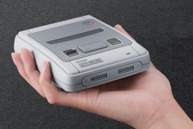 קונסולת ה-SNES הקלאסית של נינטנדו מוכרת יותר מאשר ה-PS4 וה-Xbox One