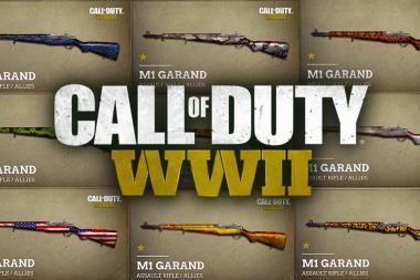 חבילות שלל אגדיות מגיעות ל-Call Of Duty: World War 2