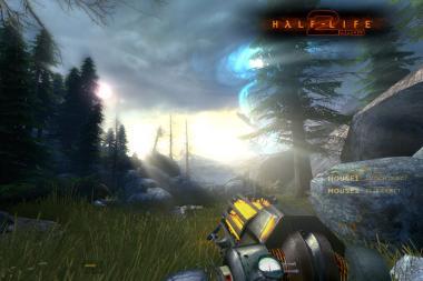 חלון היציאה למוד המיוחד של Half Life 2 נחשף