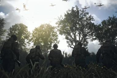 הדלפה: נשקים ומצבים חדשים ב-Call of Duty: WW2
