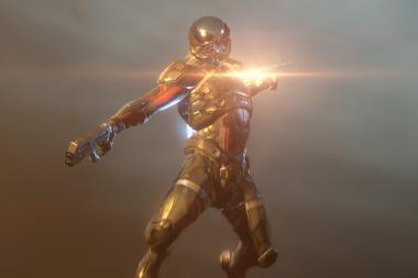 המשחק Mass Effect: Andromeda Deluxe מצטרף ל-EA Access