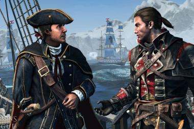 מסתמן: Assassin's Creed Rogue עשוי להגיע ל-PS4 ול-Xbox One