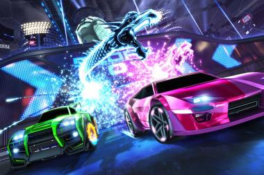 לוט קרייטס חדשים בדרך ל-Rocket League