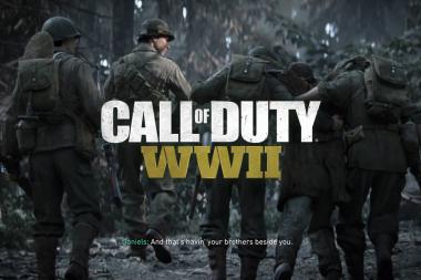 המשחק Call of Duty: WW2 ממשיך לצעוד בראש טבלת המכירות