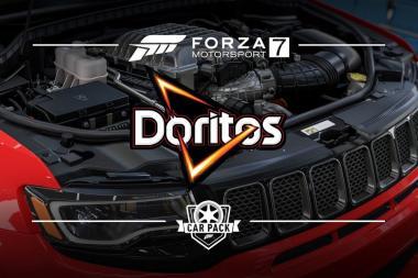 חבילת המכוניות החדשה Doritos Car Pack זמינה ל-Forza Motorsport 7