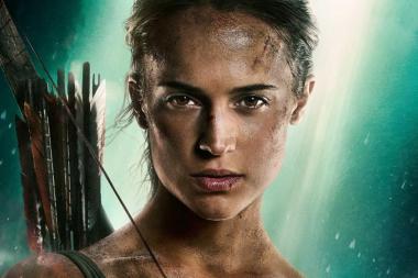 צפו בפוסטר לסרט החדש של Tomb Raider