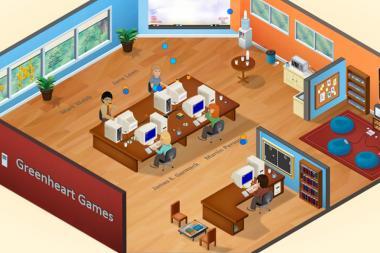 חדשות המובייל -פרצו לעולם הסוער של פיתוח המשחקים של שנות השמונים