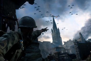 המשחק Call of Duty: WW2 שוב מוביל במכירות באוסטרליה ובניו זילנד
