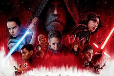 """ביקורת סרט: """"מלחמת הכוכבים: אחרוני הג'דיי"""" - הכוח מתעדכן"""