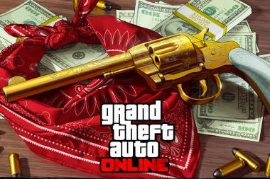 ציד אוצרות ב-GTA Online יזכה את השחקנים בנשק ייחודי ל-RDR2