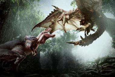 הבטא של Monster Hunter World עבור ה-PS4 תחל ב-22 בדצמבר