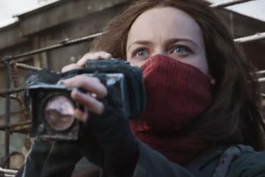 סרטו החדש של פיטר ג'קסון, Mortal Engines, זוכה לטריילר חדש וביזארי