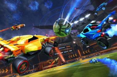 38 מיליון שחקנים משחקים ב-Rocket League