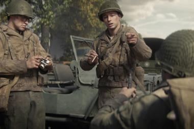 הצלחה מסחררת: Call Of Duty WWII הרוויח מיליארד דולר במכירות
