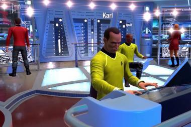 לא רק VR: המשחק Star Trek: Bridge Crew זמין גם בגרסא 'קלאסית'