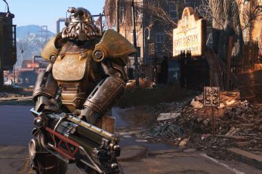 סרטון חדש נחשף עבור המוד Fallout 4: New Vegas