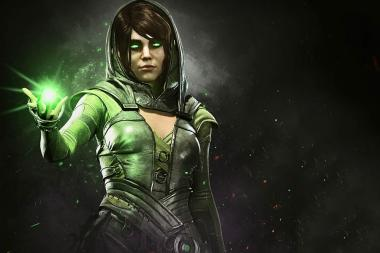 סרטון חדש מ-Injustice 2 מציג את הדמות החדשה הבאה במשחק - Enchantress