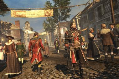 גרסת Remastered של Assassin's Creed Rogue תגיע בעוד חודשיים